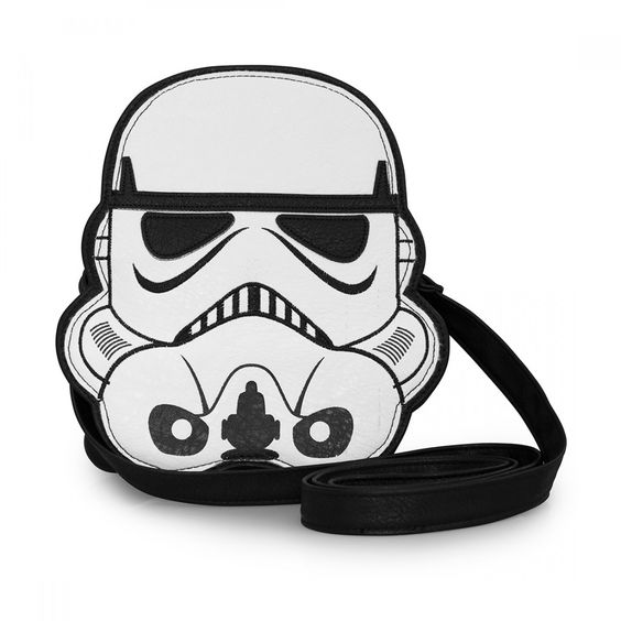 Star Wars Storm Trooper Crossbody Bag - Star Wars - Brands
