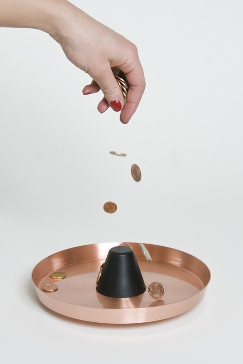 Gravity Coin Sorter - Loeser