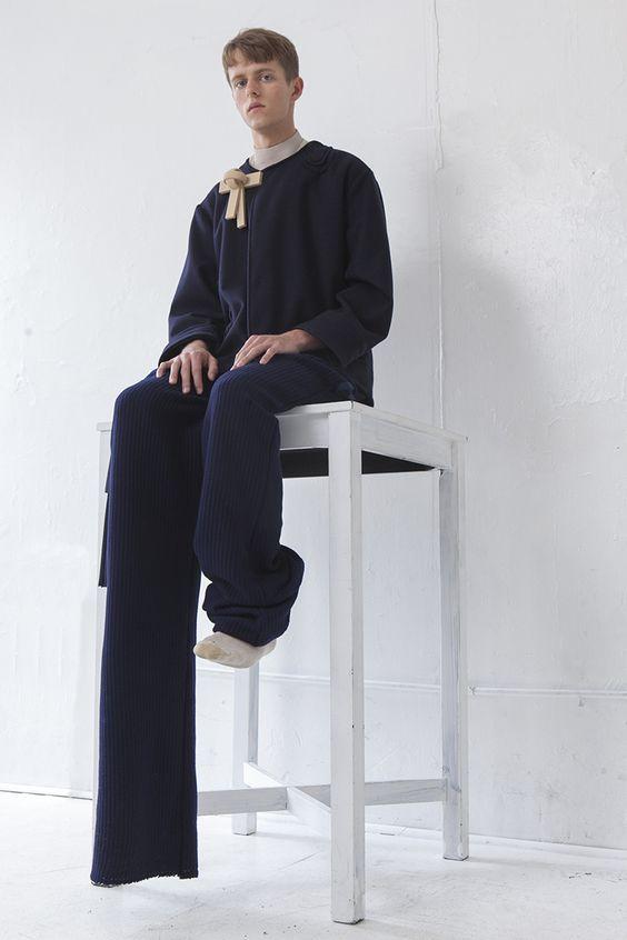 Colleen Allen Spring Summer 2015 Primavera Verano #Menswear #Trends #Tendencias #Moda Hombre F.Y!