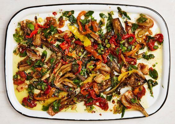 Yotam Ottolenghi's picnic recipes