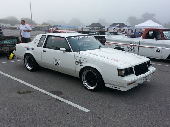 Pro touring GNX.
