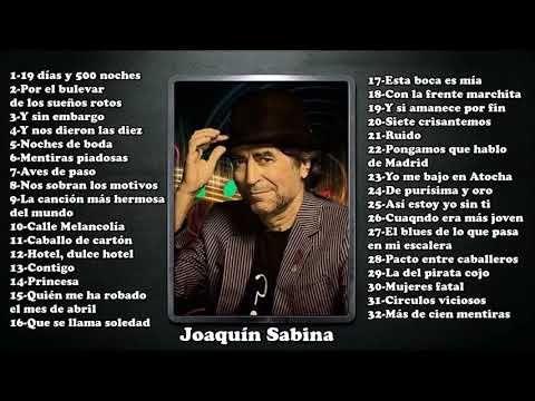 140 32 Mejores Canciones De Joaquín Sabina Joaquín Sabina Full Album 2018 Youtube Mejores Canciones Canciones Joaquín Sabina