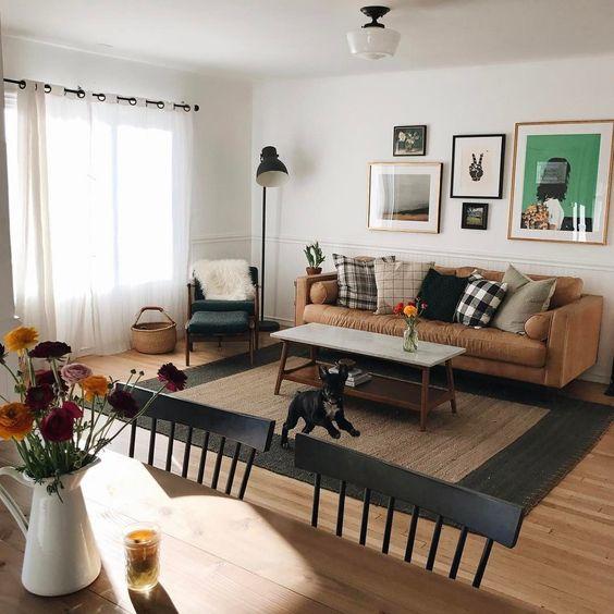 Những mẫu sofa da thật tphcm đáp ứng vẻ đẹp hoàn hảo cho phòng khách