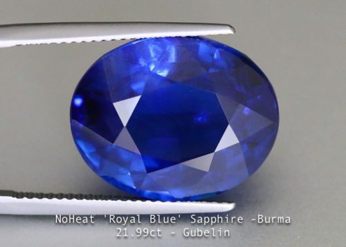 Pin On Natural Blue Sapphire