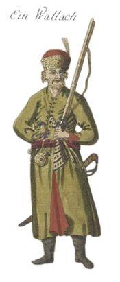 A Wallachian, 17th century