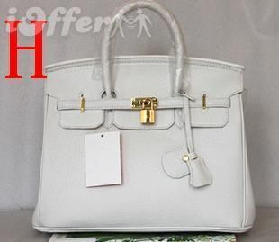 affordable replica handbags - Hermes Birkin Bag replica in white! found at http://www.ioffer.com ...