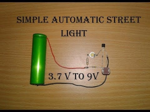 Pin By Danney Barr On Electronics Circuit In 2020 Diy Electronics Ldr Projects Street Light