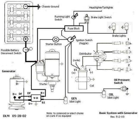 [DIAGRAM] 1968 Vw Beetle Wiring Diagram Charging System