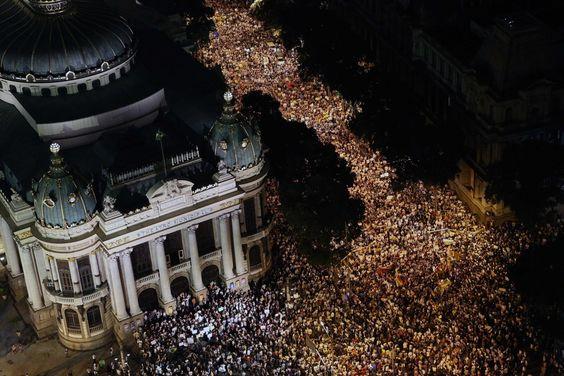 Rio de Janeiro. Brazil.