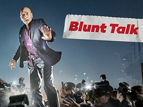 Blunt Talk Season 1 Ov Talk Blunt Ov Season Think