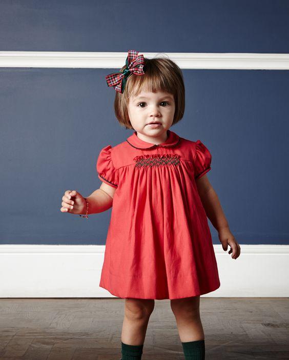 Amapola baby dress