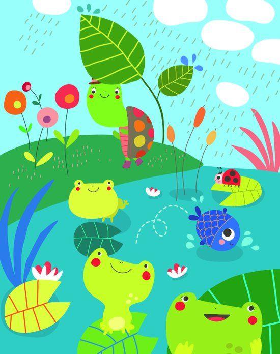 Il pleut, il mouille...: