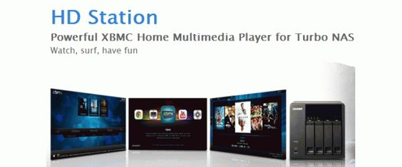 QNAP NAS HD Station - The Next-Generation Media Player Overview