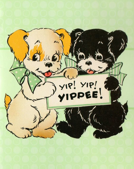 A Vintage Cottage Home: Y is for YIPPEE!