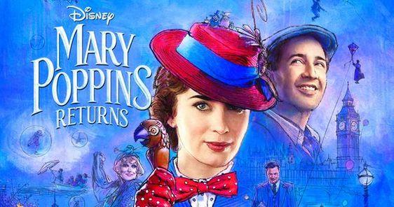 Disney Mary Poppins returns