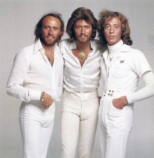 Bee Gee's and their tight pants
