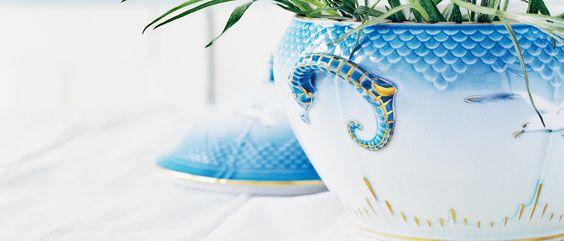 [image]Danish porcelain House