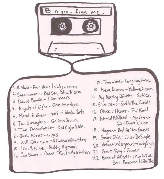 The Fine Art Of Mixtape Seduction-good read