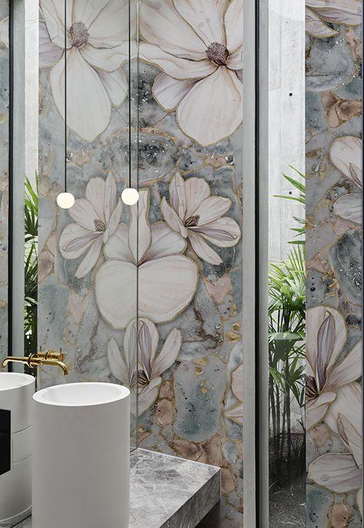 Brillante Wall Deco Bathroom Wallpaper Contemporary Wallpaper