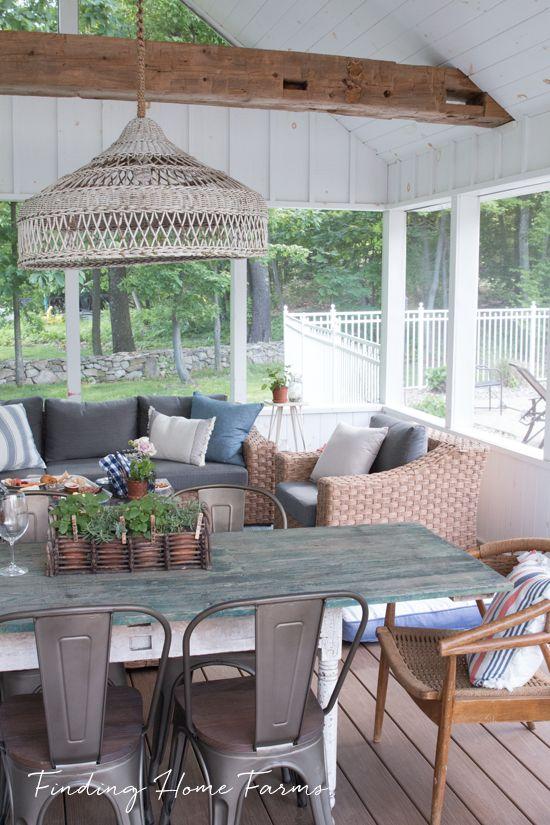 Cool Light Fixtures Farms And Farmhouse Table On Pinterest
