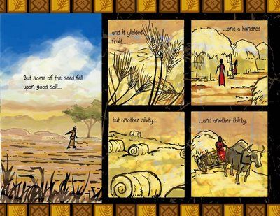 parable of the sower - visuals for Mark 4:1-25 Google Search