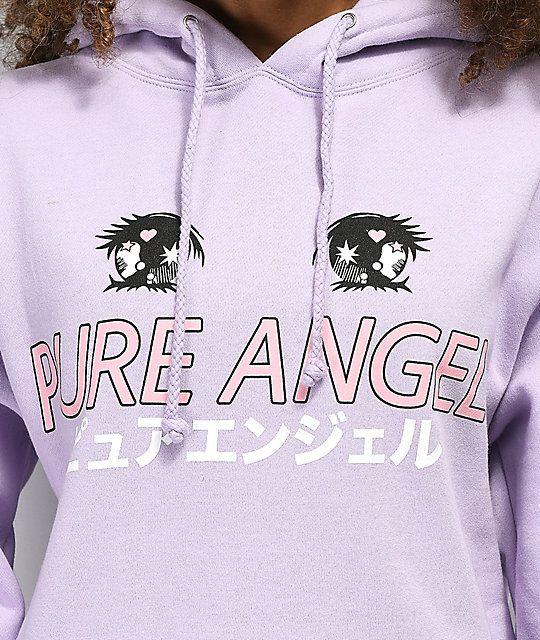 By Samii Ryan Pure Angel Lavender Hoodie