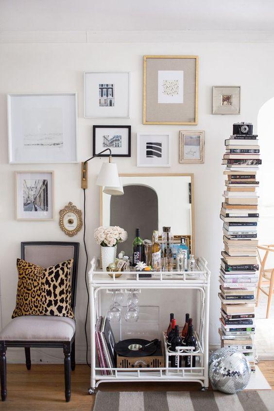 5 manières de décorer avec des livres