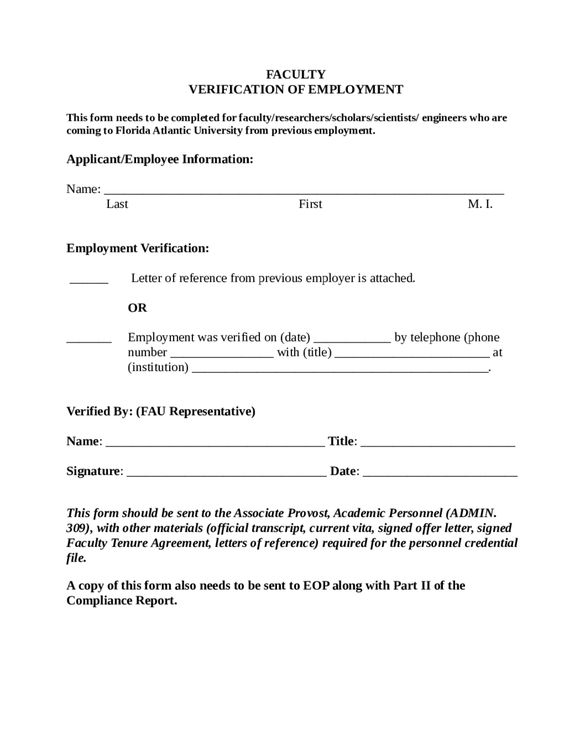 Proof Employment Letter Sample Verification  Home Design Idea