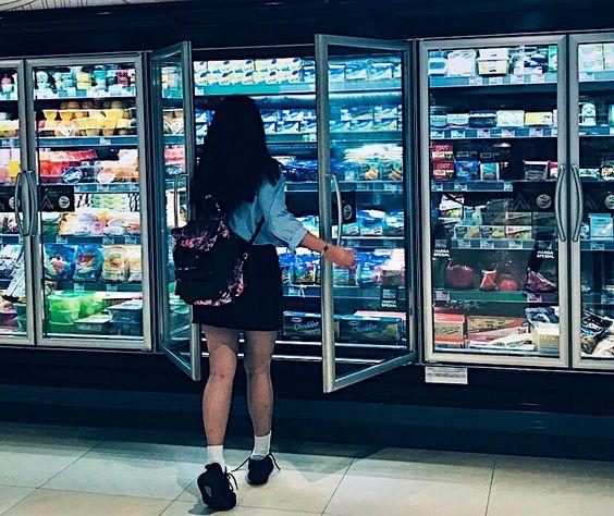 #supermarket #photoshoot