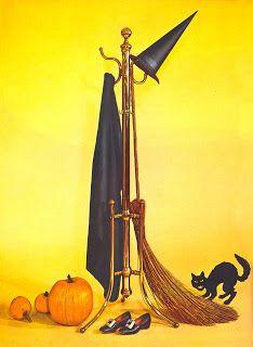 Doo Wacka Doodles: Halloween Ideals 1968