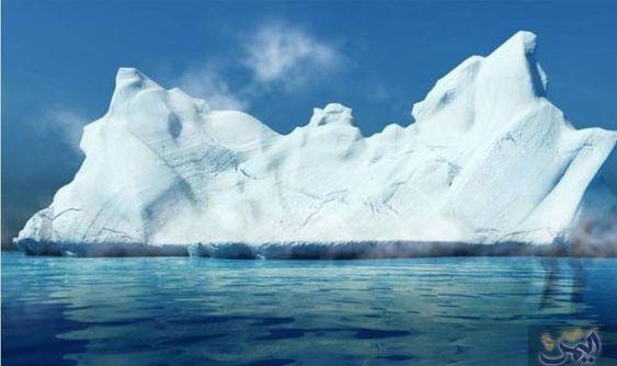 خطورة ذوبان الكتلة الجليدية شرقي القطب الجنوبي Outdoor Glacier