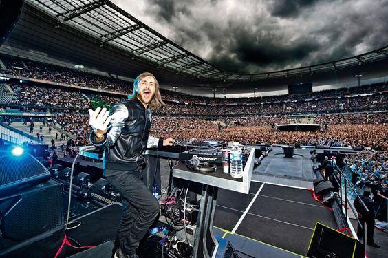 #apctitudes  El francés David Guetta considerado uno de los mejores disc jockey del mundo