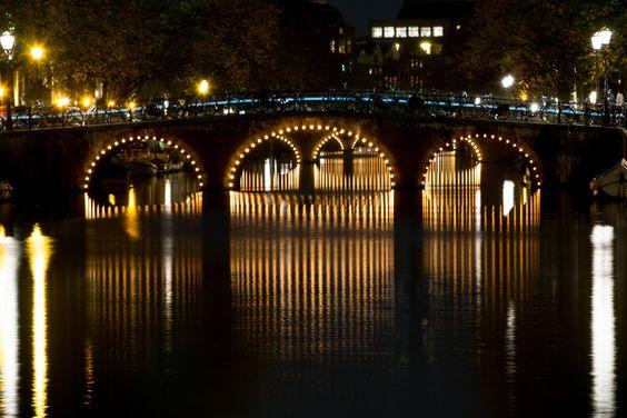 Amsterdam Bridges by Andy Simonds on 500px