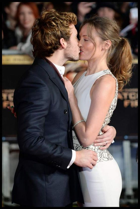 sam claflin and laura haddock more famous couples celeb couples sam ...