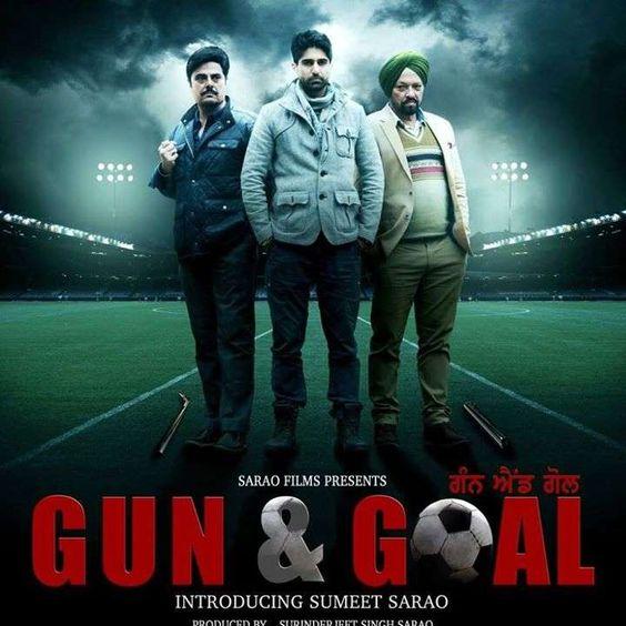 Fast Download Punjabi Song Sheh: Gun N Goal 2015 Punjabi Movie BluRay Free Download