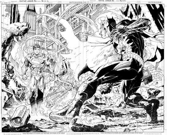 Jim Lee  Korean-American comic book Artist  More Pictures :   http://hi-light.co.kr/50179207968