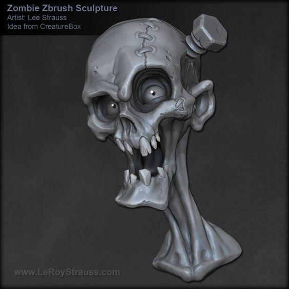 Pin by virginie zaragoza on SKULLS Pinterest 3d artist, Resume - 3d artist resume