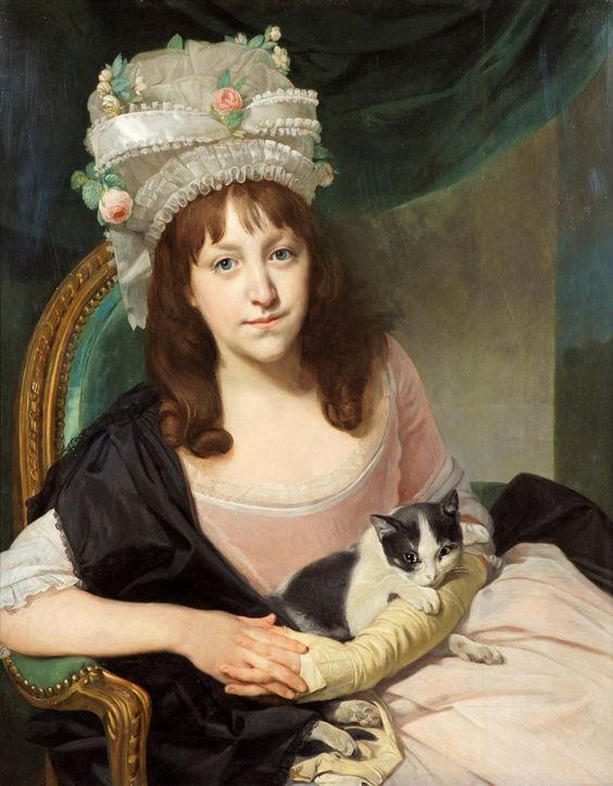 Sophia Dumergue, ca. 1780: