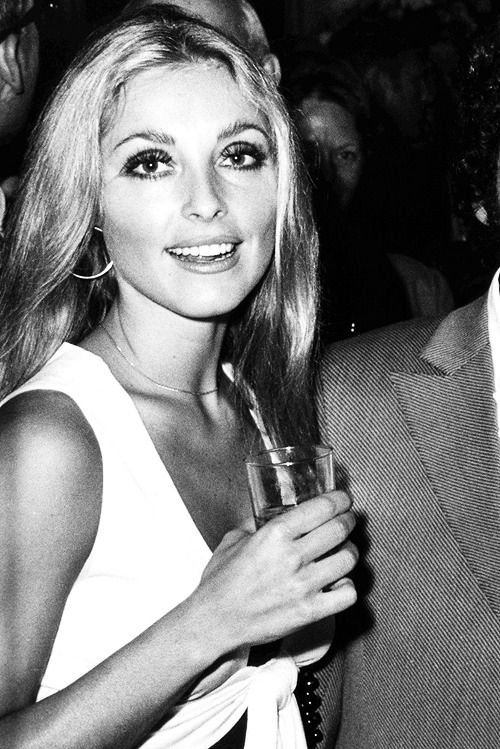 Sharon Tate - such a beauty!