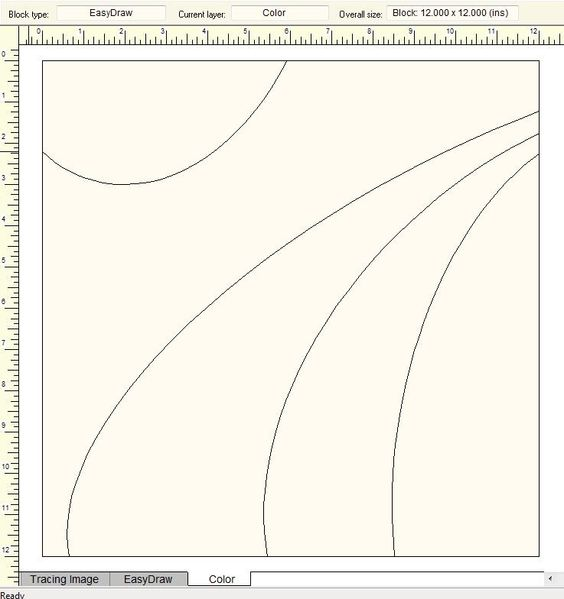 Drawing curves with EQ7 tutorial - Shape Moth