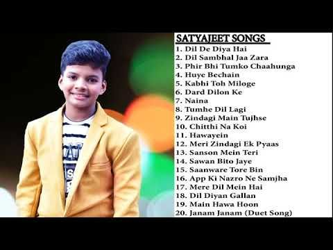 Satyajeet S All Superhit Songs Are Here Youtube Songs Mp3 Song Download All Songs