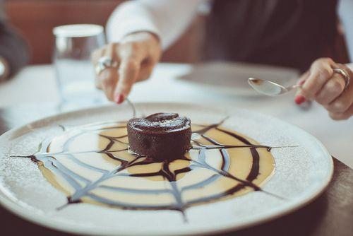 Un petit gâteau  | #dessert #cake #food