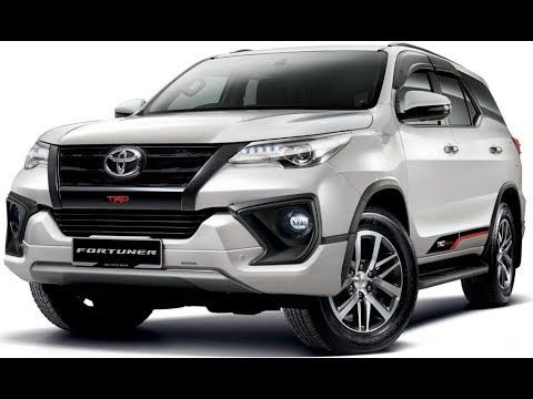 New 2020 Toyota Fortuner Trd Sport 2wd 4wd All New Toyota Fortuner Trd Toyota Suv Suv Cars
