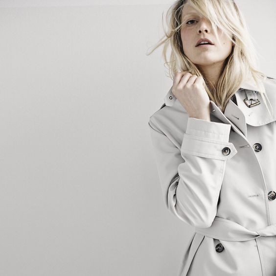 Trench Coat | The White Company. Shopping from the US? -&gt http