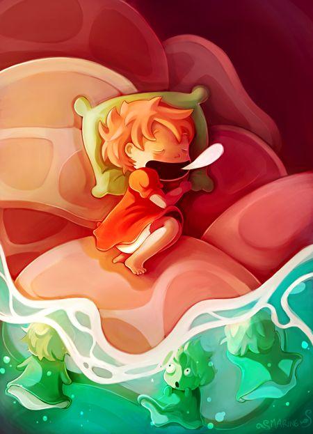 this is adorable. Ponyo, studio ghibli