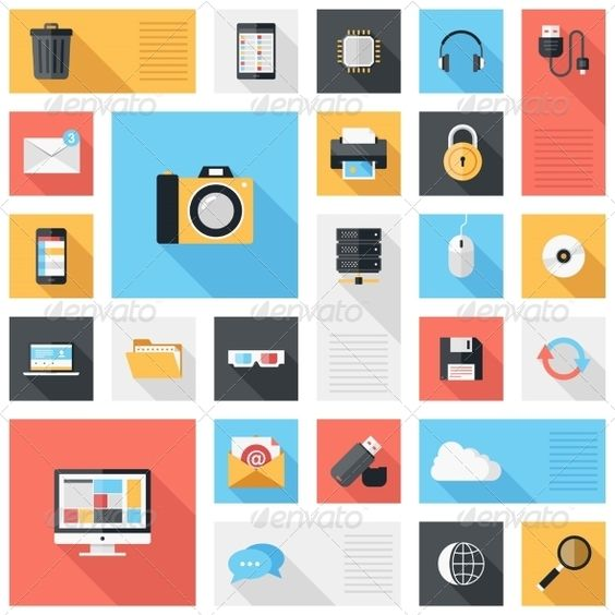 Technology and Media Icons | Buy and Download: http://graphicriver.net/item/technology-and-media-icons/6360935?WT.ac=category_thumb&WT.z_author=Vasabii&ref=ksioks