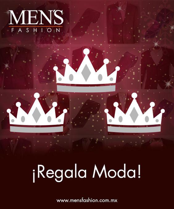 Santa ya pasó y ahora viene los #ReyesMagos ¿Ya estás listo?   ¡Regala #Moda!
