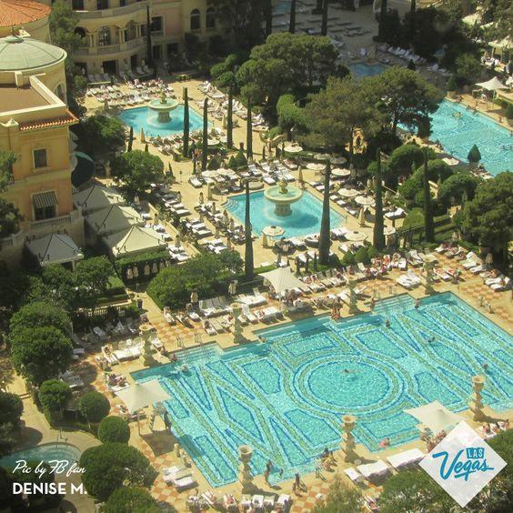 Elegant Pool Days At Bellagio Las Vegas Pinterest Pools And Summer