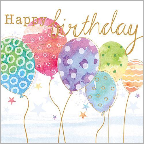 Flamingo Paperie Birthday Cardsbeautifully Illustrated Exclusive Designs Printed In Uk Et In 2021 Happy Birthday Cards Happy Birthday Balloons Happy Birthday Greetings
