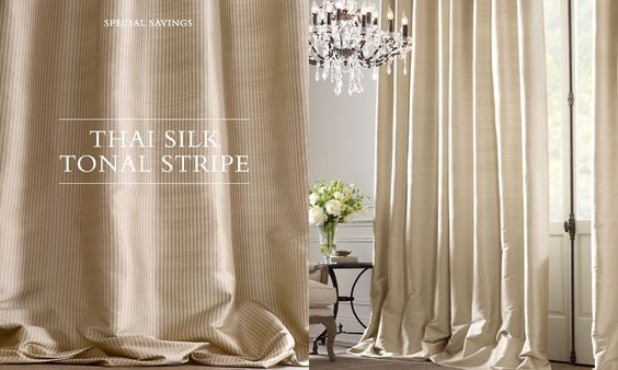 Silk Stripes And Catalog On Pinterest